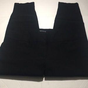 Soho Apparel LTD black ankle pants